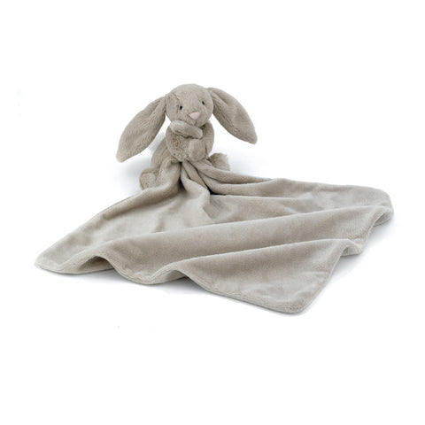 Jellycat Beige Soother HK Bashful Bunny 34cm