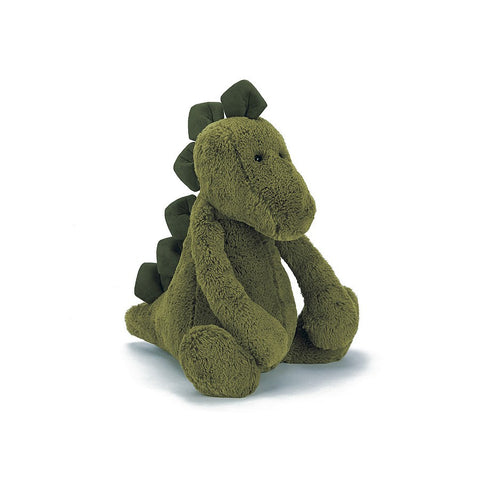 Jellycat Dino Medium HK Bashful Dinosaur 31cm