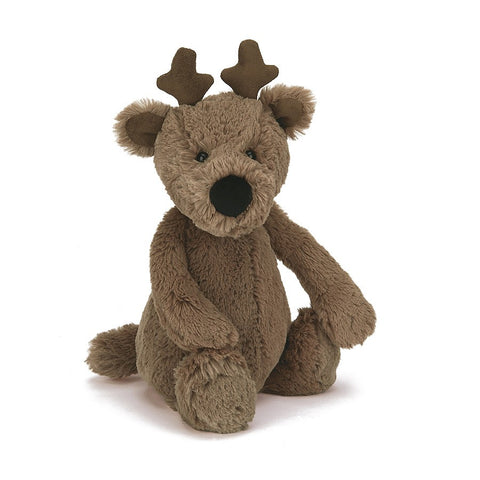 Jellycat Reindeer Medium HK Bashful 31cm