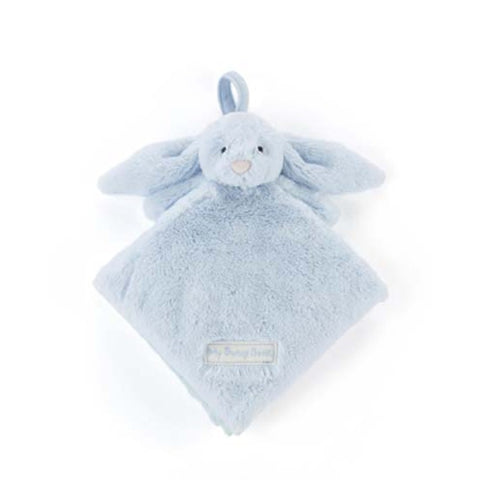 Jellycat Blue Bunny Book - My Blue Bunny 15cm Book Exterior