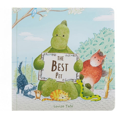 Jellycat The Best Pet Book HK Sale