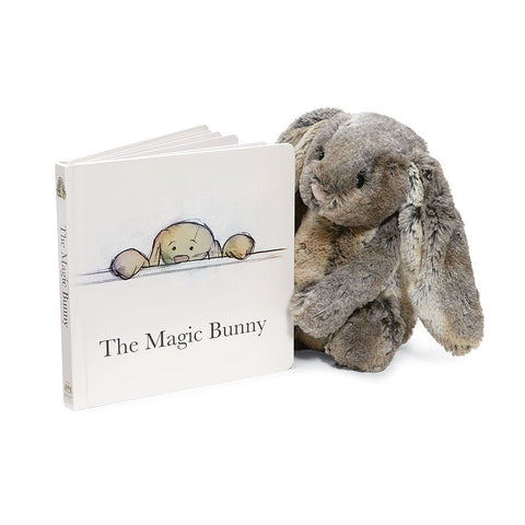 Jellycat The Magic Bunny Book HK Sale