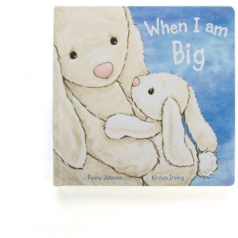 Jellycat When I am Big Book HK Sale