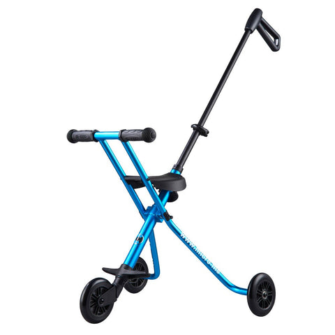Micro Scooter HK Sale Micro Trike Deluxe Blue