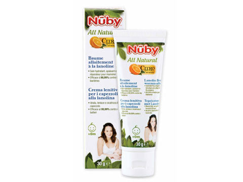 Nuby HK Sale All Natural Nipple Lanolin 60g