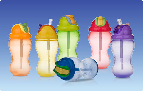 Nuby HK Sale Flip-it 420ml Bottle