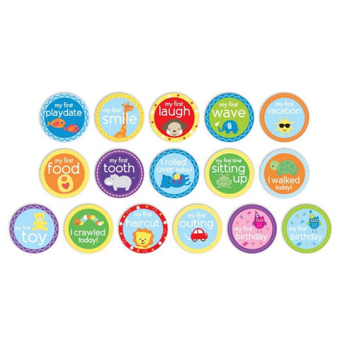 Pearhead HK Sale First Year Moments Belly Sticker - BabyPark HK