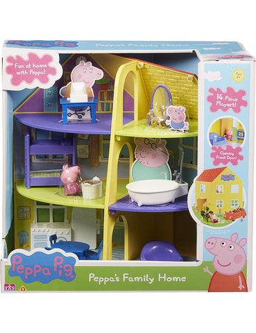 Peppa Pig HK Sale Peppa's Family Home