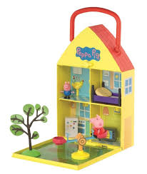 Peppa Pig HK Sale Peppa's Home and Garden Playhouse