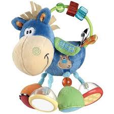 Playgro HK Sale Toy Box Clip Clop Activity Rattle