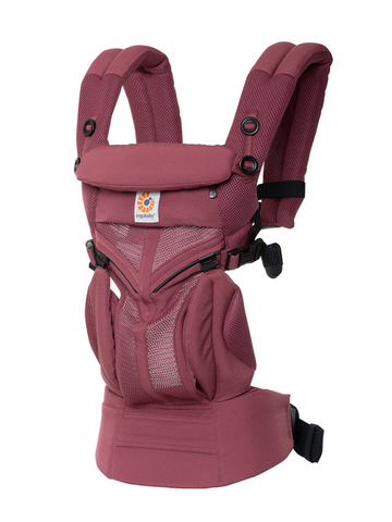 Ergobaby Omni 360 Cool Air Mesh Carrier - Plum