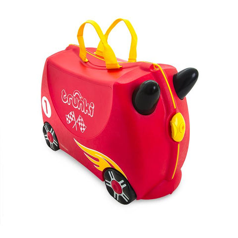 Trunki Luggage Rocco the Race Car