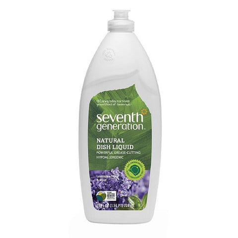 Seventh Generation Dish Liquid Lavender Floral & Mint