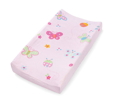 Summer Infant HK Sale Butterfly Ladybug Change Pad Cover