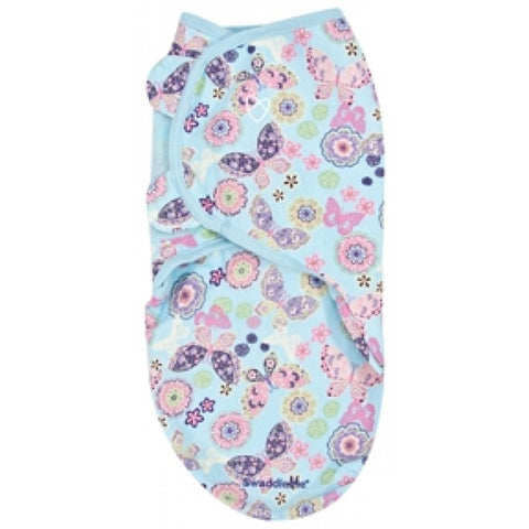 Summer Infant bliss butterfly girl SwaddleMe Babypark HK - BabyPark HK