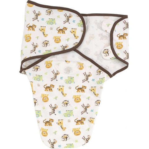 Summer Infant Graphic Jungle SwaddleMe Babypark HK - BabyPark HK