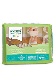 Seventh Generation Training Pants 3T-4T (32-40lbs)