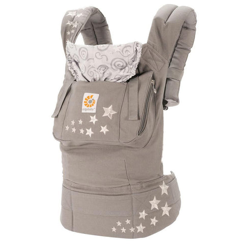 Ergobaby HK Sale Original Galaxy Grey Carrier Value Bundle
