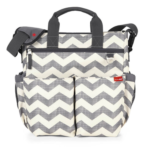 Skip Hop HK Sale: Duo Signature Diaper Bag Chevron - BabyPark HK