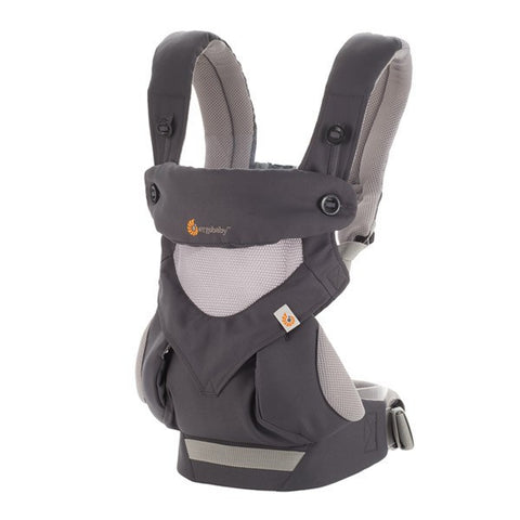 Ergobaby HK Sale Cool Air Mesh Carbon Grey