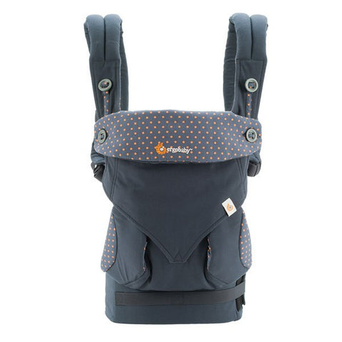 Ergobaby 360 HK Sale Ergo Dusty Blue baby carrier - BabyPark HK