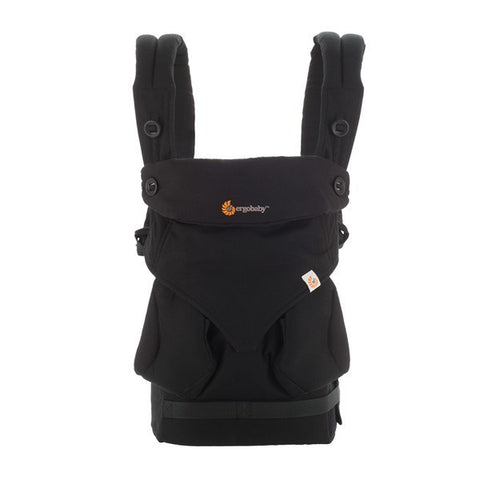 Ergobaby HK Sale Ergo Pure Black baby carrier