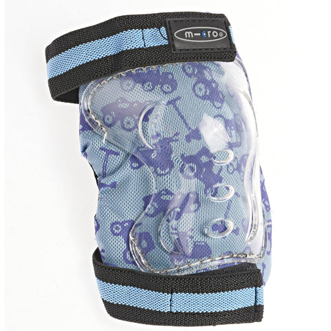 Micro Scooter HK Sale Blue Elbow & Knee Pads Size S