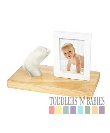 Pearhead HK Sale Babyprints 3D Frame Kit - BabyPark HK