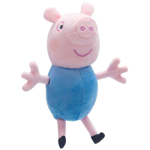 Peppa Pig HK Sale Supersoft Collectables Peppa George Plush Toy