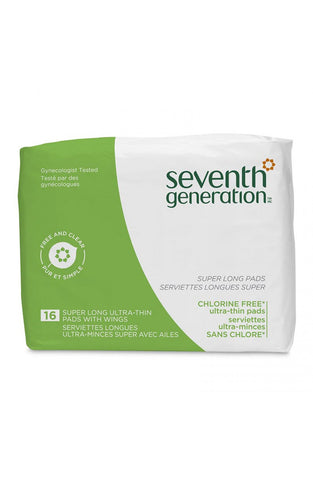 Seventh Generation Ultra-thin Super Long - 28cm (with wings)