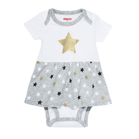 Skip Hop HK Sale: Star-Struck Skirted SS Bodysuit - BabyPark HK - 1