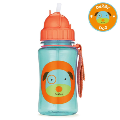 Skip Hop HK Sale: Zoo Straw Bottle - BabyPark HK - 1