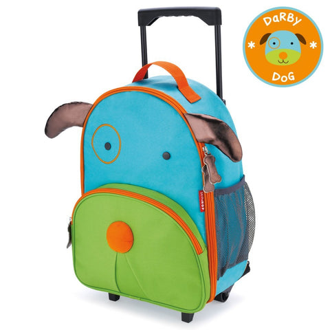 Skip Hop HK Sale: Zoo Rolling Luggage - Dog - BabyPark HK