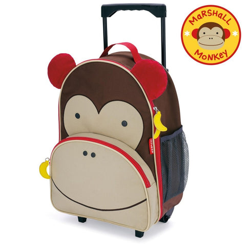 Skip Hop Zoo Rolling Luggage BabyPark HK