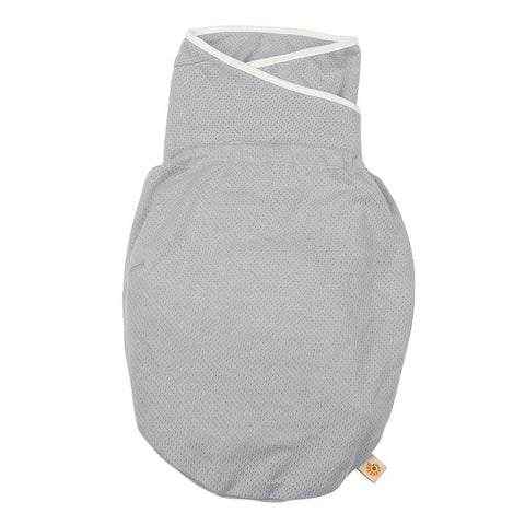 Ergobaby HK Sale Swaddler Lightweight Grey color BabyPark HK