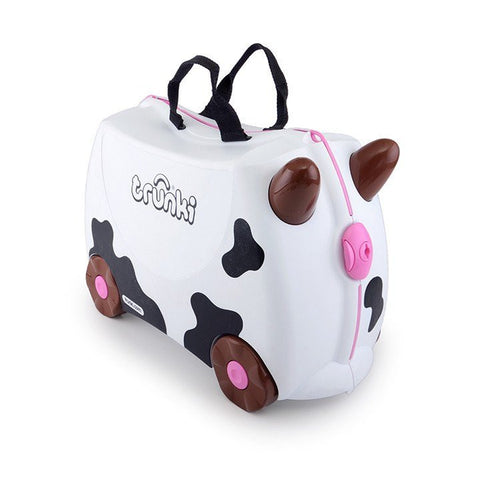 Trunki Freida HK The Cow Luggage