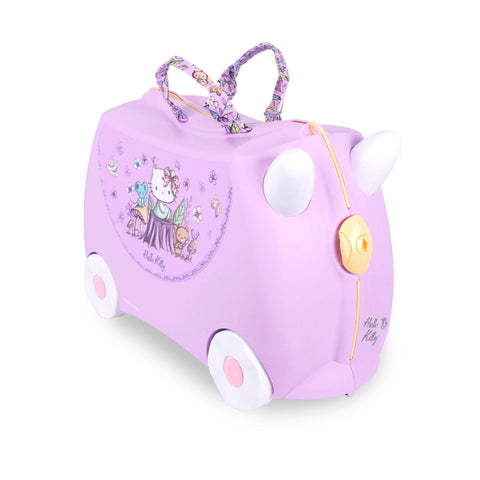 Trunki Luggage Hello Kitty Lilac BabyPark HK - BabyPark HK
