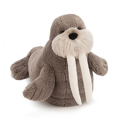 Jellycat HK Sale Willie Walrus