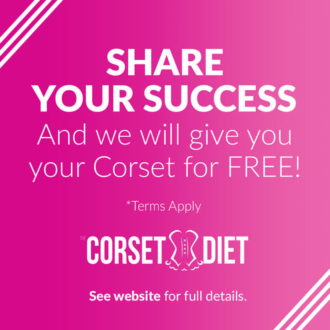 The Croset Diet Share Success Free Corset