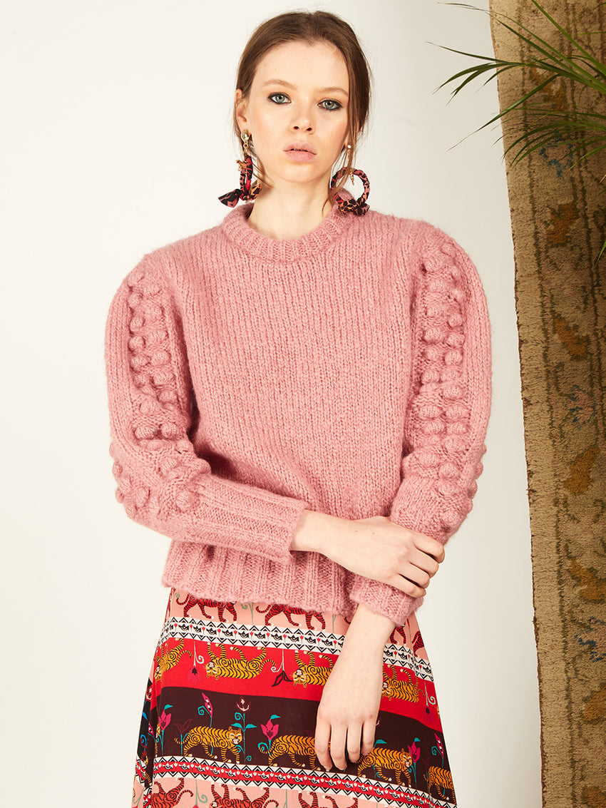 Gloria Mohair Jumper