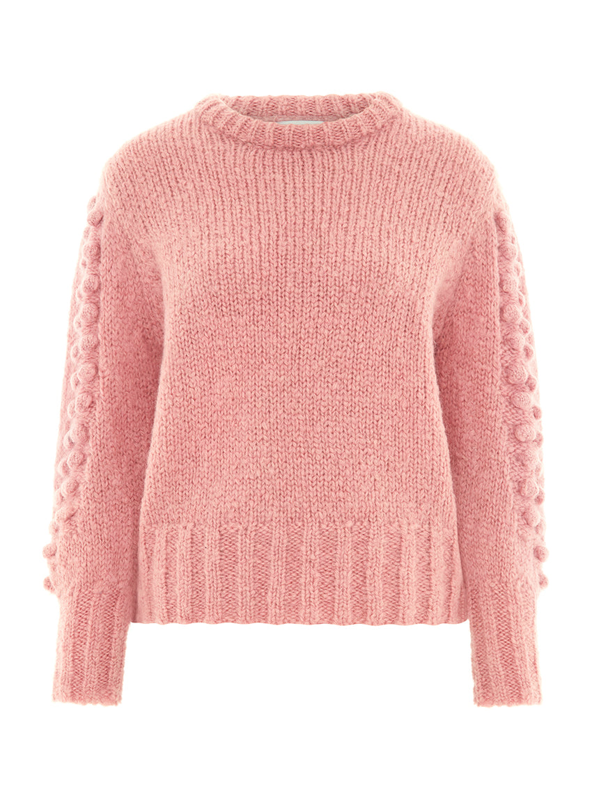 Gloria Rose Mohair Jumper