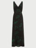 Elysian Fields Silk Maxi Slip Dress