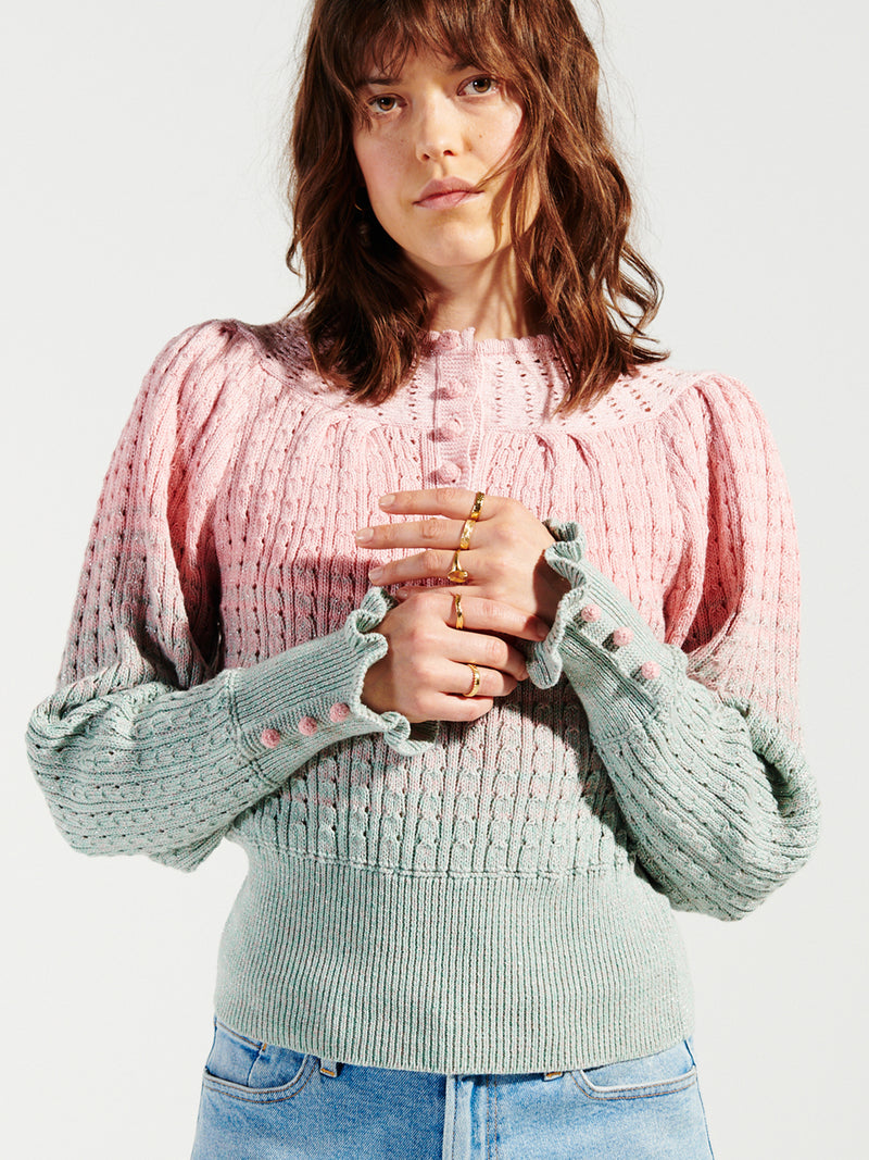 Stardust Cotton Jumper