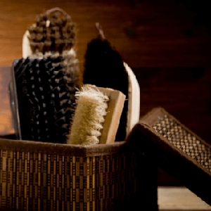 A good Shoe Brush - All about it.