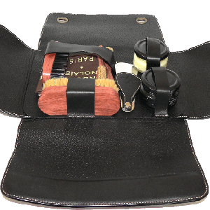 Superior Shoe Shine Kits for Travel Purposes