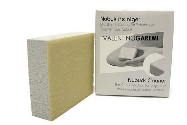 Nubuck Leather Cleaning Sponge by Valentino Garemi - ValentinoGaremi