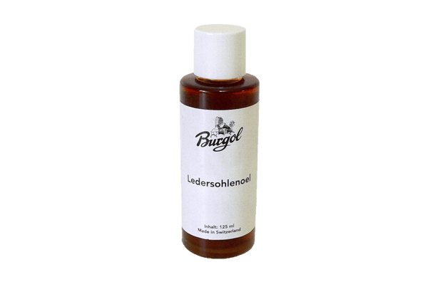 Burgol Leather Sole Oil | Protection for your Leather Shoe Sole - ValentinoGaremi