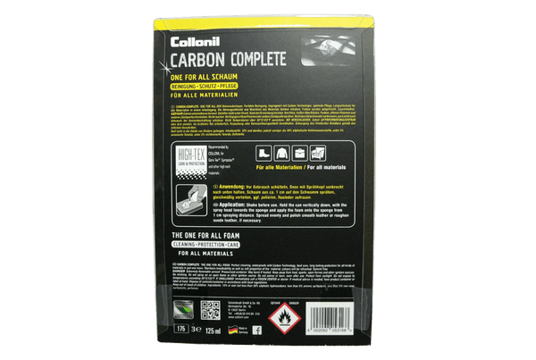 Cleaner & Waterproofer For All Materials - Carbon Complete by Collonil - ValentinoGaremi