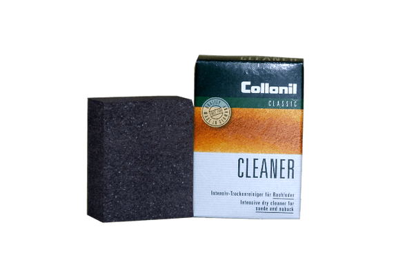 Suede Cleaning Sponge - Stain Remover for Napped Leather by Collonil - ValentinoGaremi