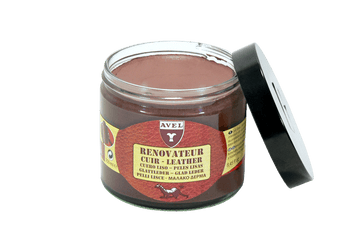 Leather Cream Renovator for Garments & Furniture by Avel - France - ValentinoGaremi